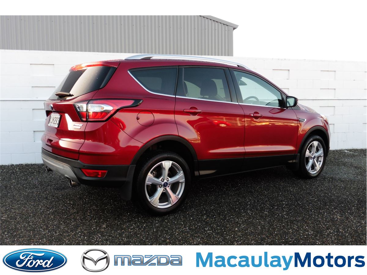 ford escape 2017 used fords for sale in new zealand second hand ford cars from authorised. Black Bedroom Furniture Sets. Home Design Ideas