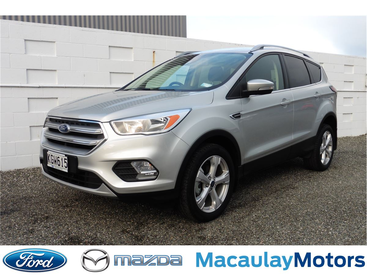Ford Escape 2017 Used Fords For Sale In New Zealand