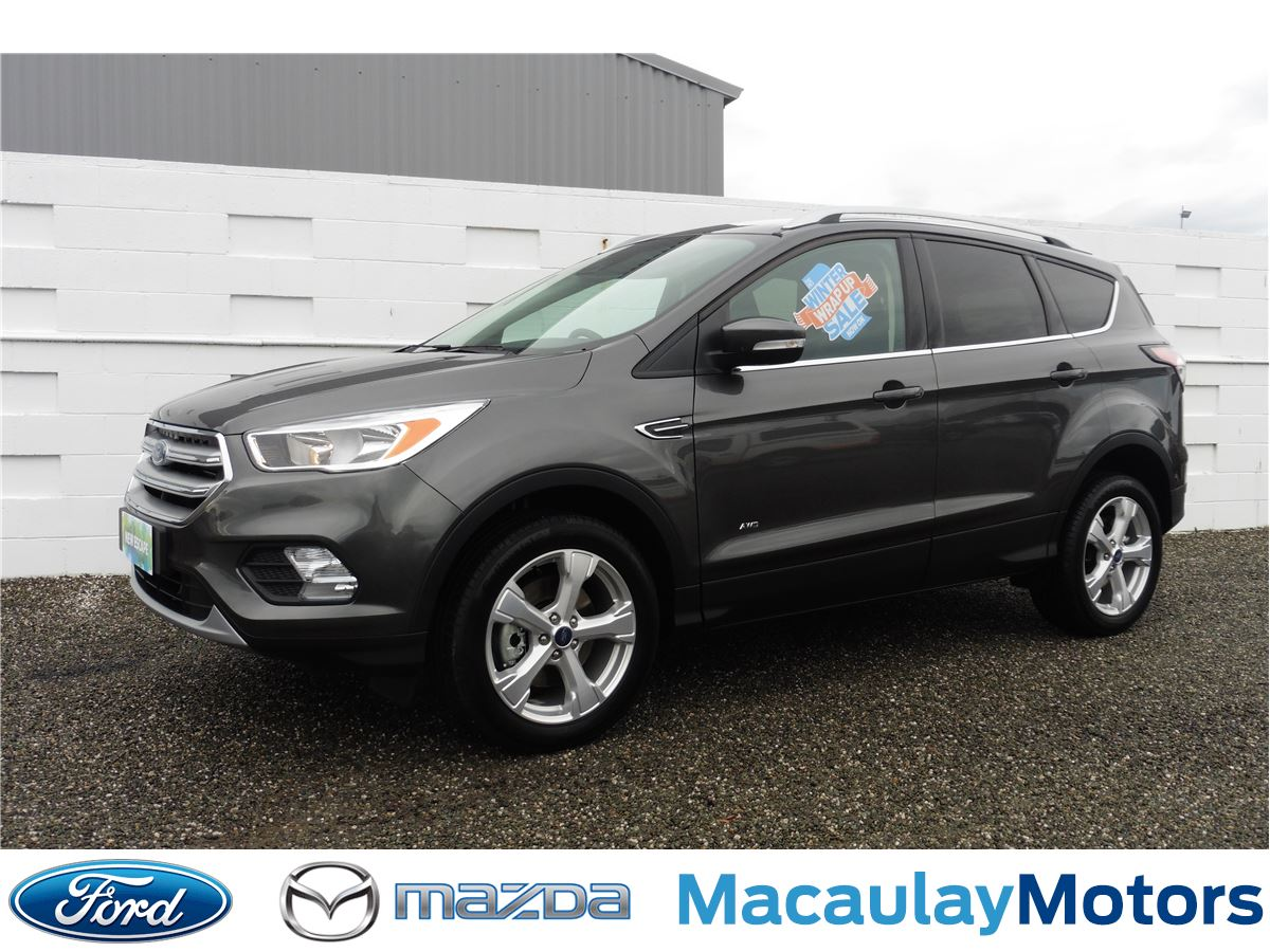 Ford Escape 2017 & Ford Escape 2017 - Used Fords for sale in New Zealand. Second hand ... markmcfarlin.com