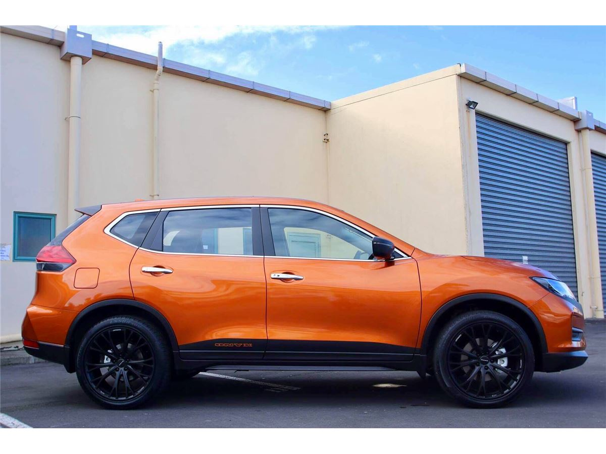 nissan x trail st 7 seats onyx edition 2018 manukau nissan nz s largest nissan dealer. Black Bedroom Furniture Sets. Home Design Ideas