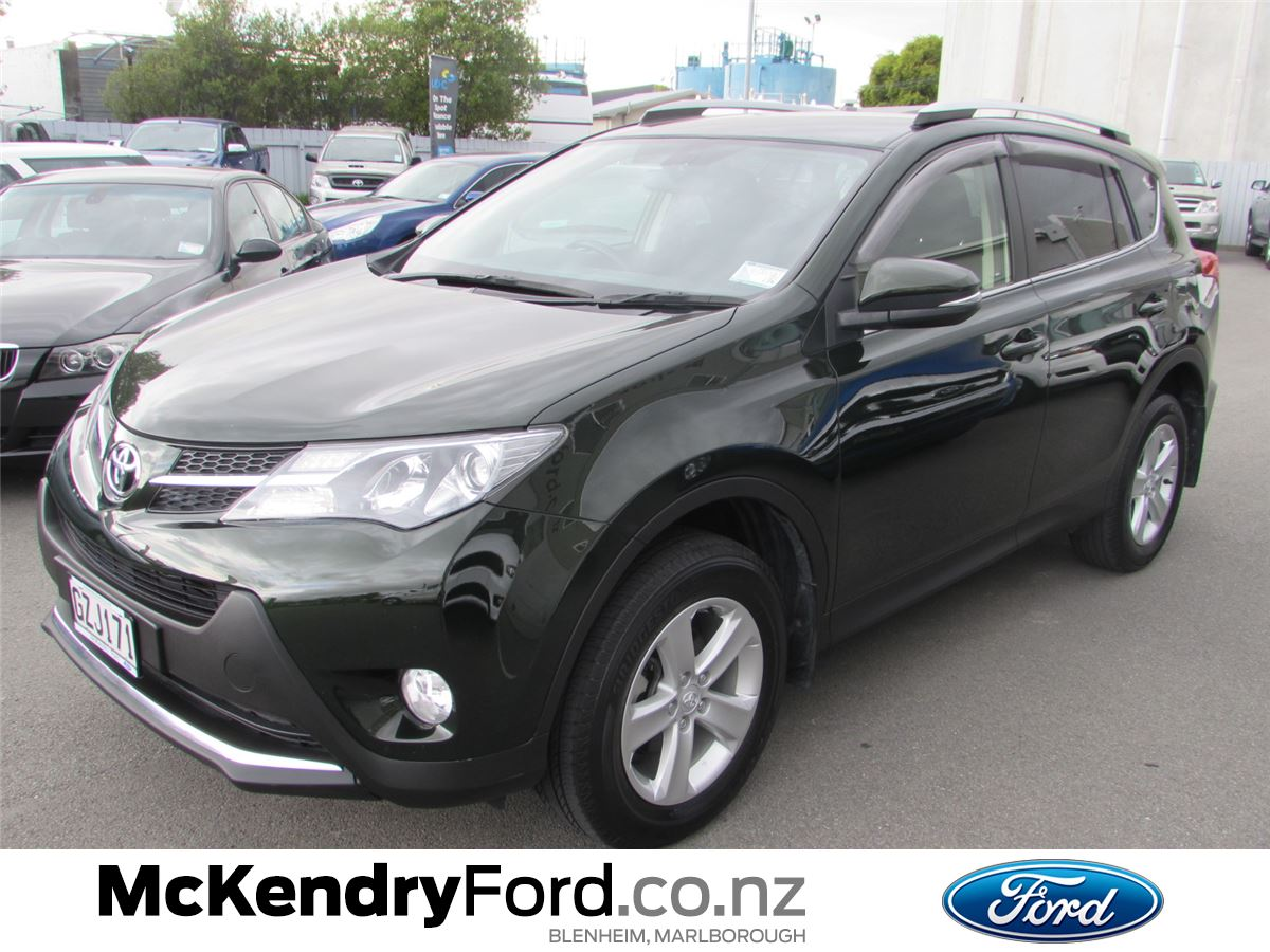toyota rav4 2013 mckendry ford new and used ford in. Black Bedroom Furniture Sets. Home Design Ideas