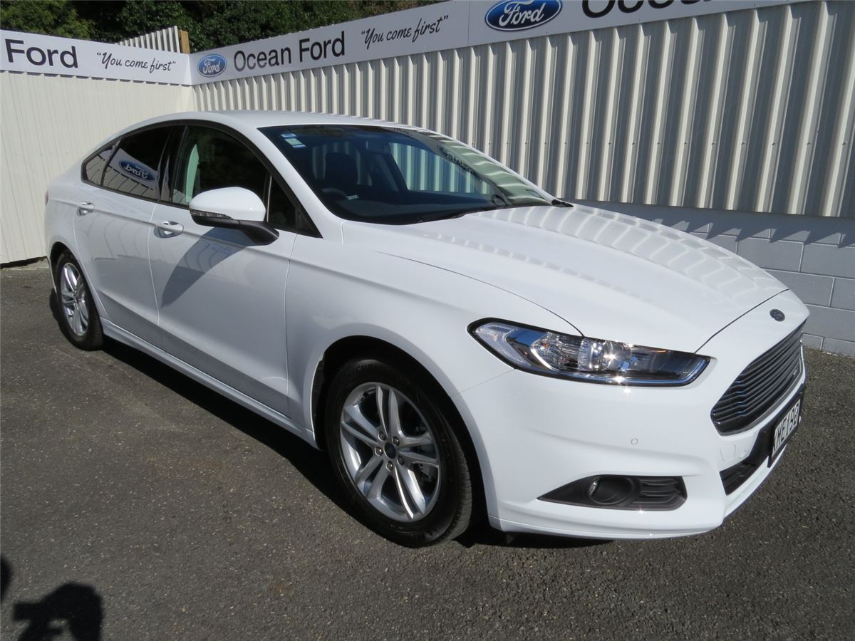 ford mondeo 2017 used fords for sale in new zealand second hand ford cars from authorised. Black Bedroom Furniture Sets. Home Design Ideas