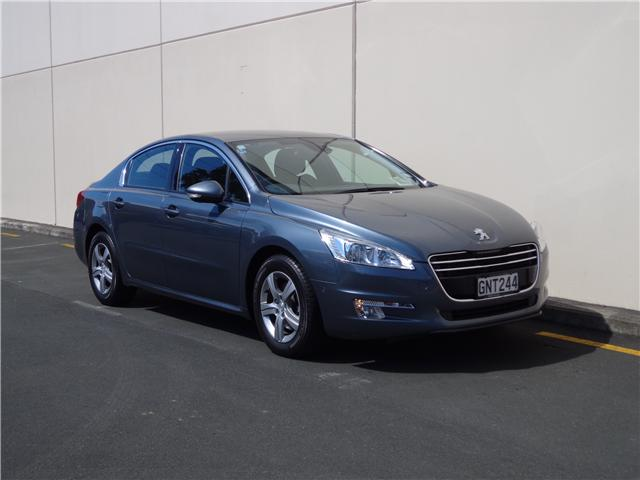 peugeot 508 active 1 6t automatic 2012 used peugeot new. Black Bedroom Furniture Sets. Home Design Ideas
