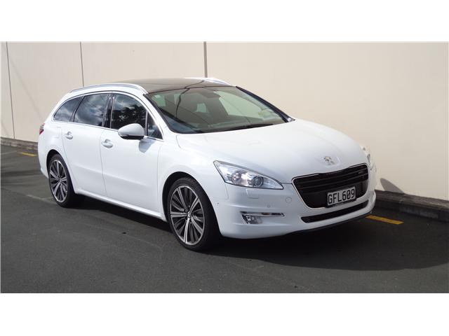 peugeot 508 gt sw gt 2 2 hdi 2012 used peugeot new zealand. Black Bedroom Furniture Sets. Home Design Ideas