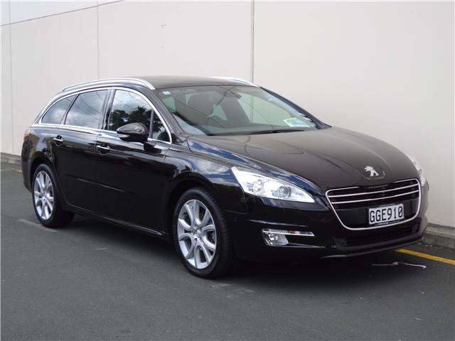 peugeot 508 allure sw hdi 2 0 2012 used peugeot new zealand. Black Bedroom Furniture Sets. Home Design Ideas