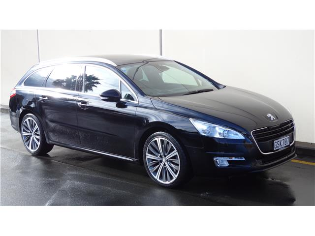 peugeot 508 gt sw 2 2 hdi 2013 used peugeot new zealand. Black Bedroom Furniture Sets. Home Design Ideas