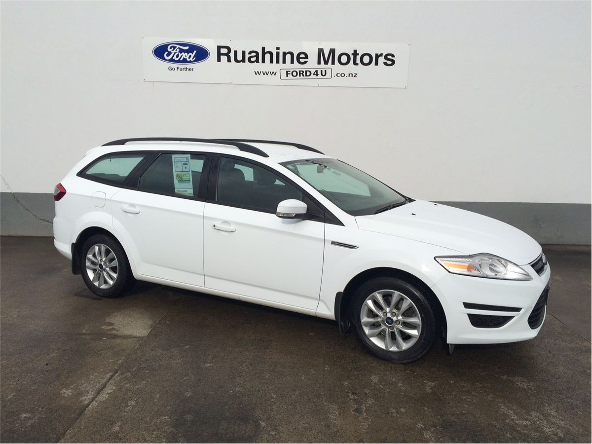 Ford Mondeo 2012 Used Fords For Sale In New Zealand
