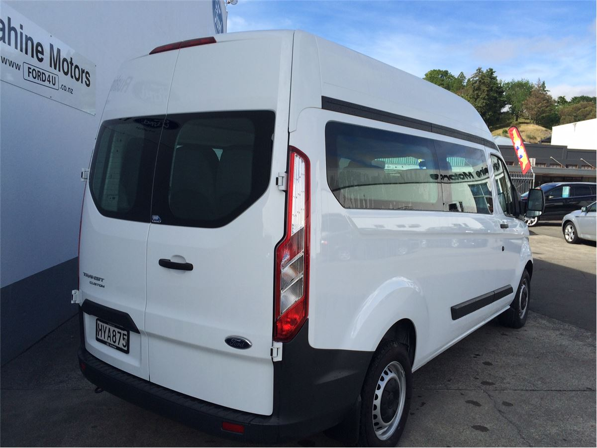 ford transit 2015 used fords for sale in new zealand second hand ford cars from authorised. Black Bedroom Furniture Sets. Home Design Ideas