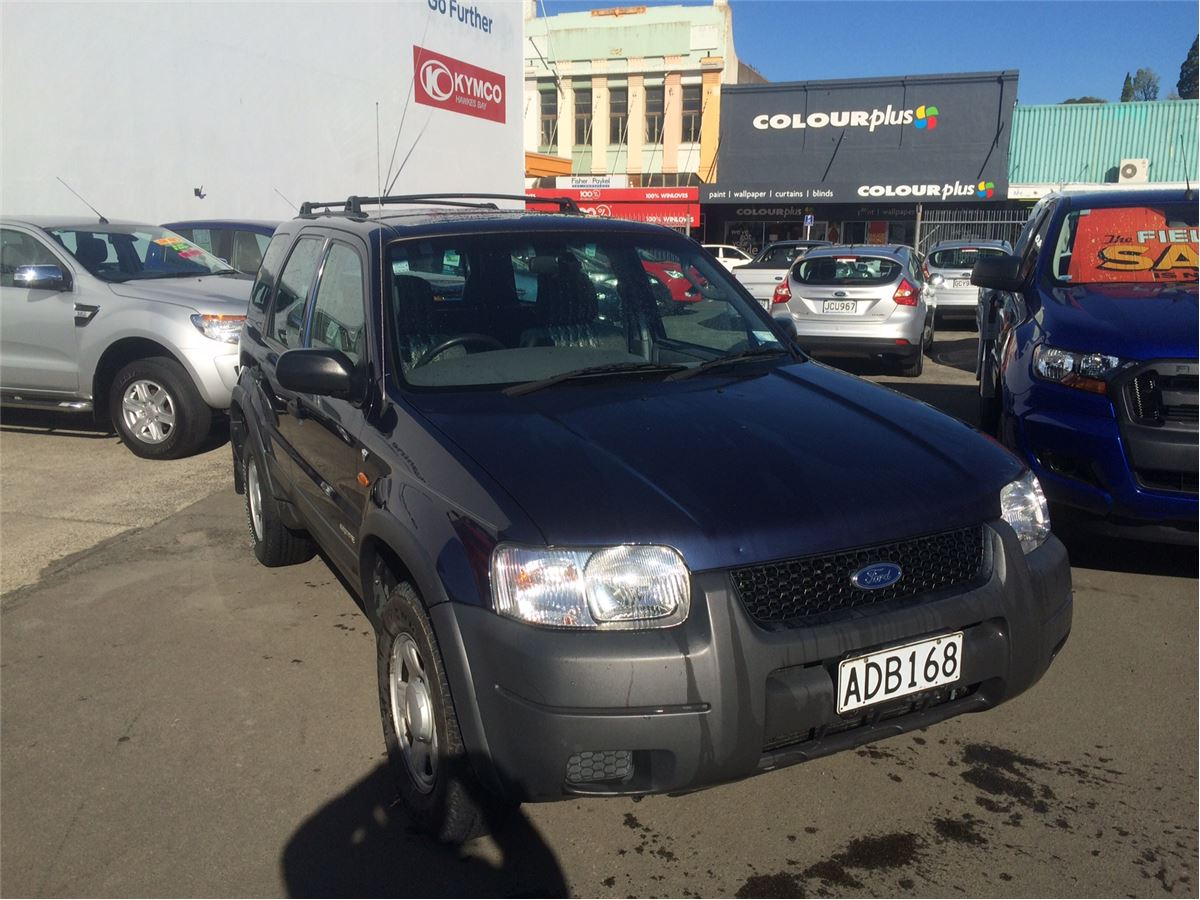 Ford Escape 2001 Used Fords For Sale In New Zealand
