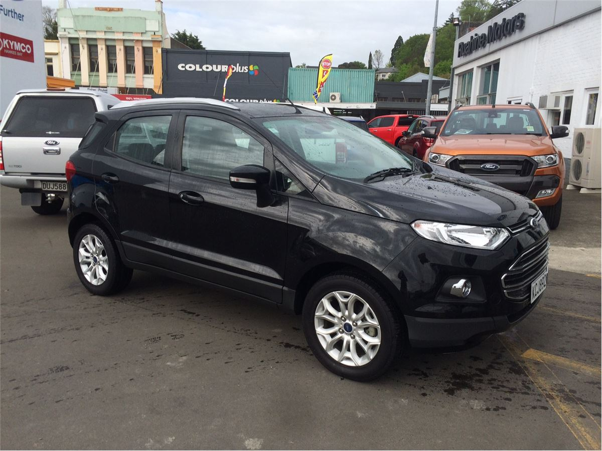 Used Fords For Sale In New Zealand
