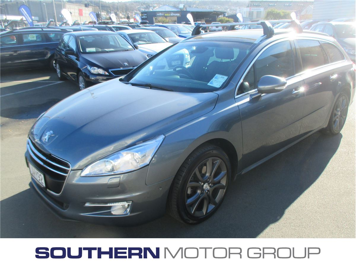 peugeot 508 allure 2 0 hdi 2013 used peugeot new zealand. Black Bedroom Furniture Sets. Home Design Ideas