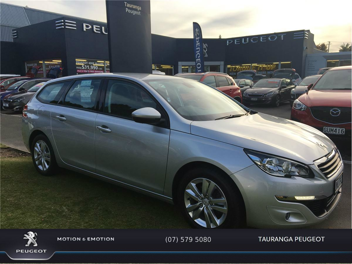 peugeot 308 active 2015 - used peugeot new zealand