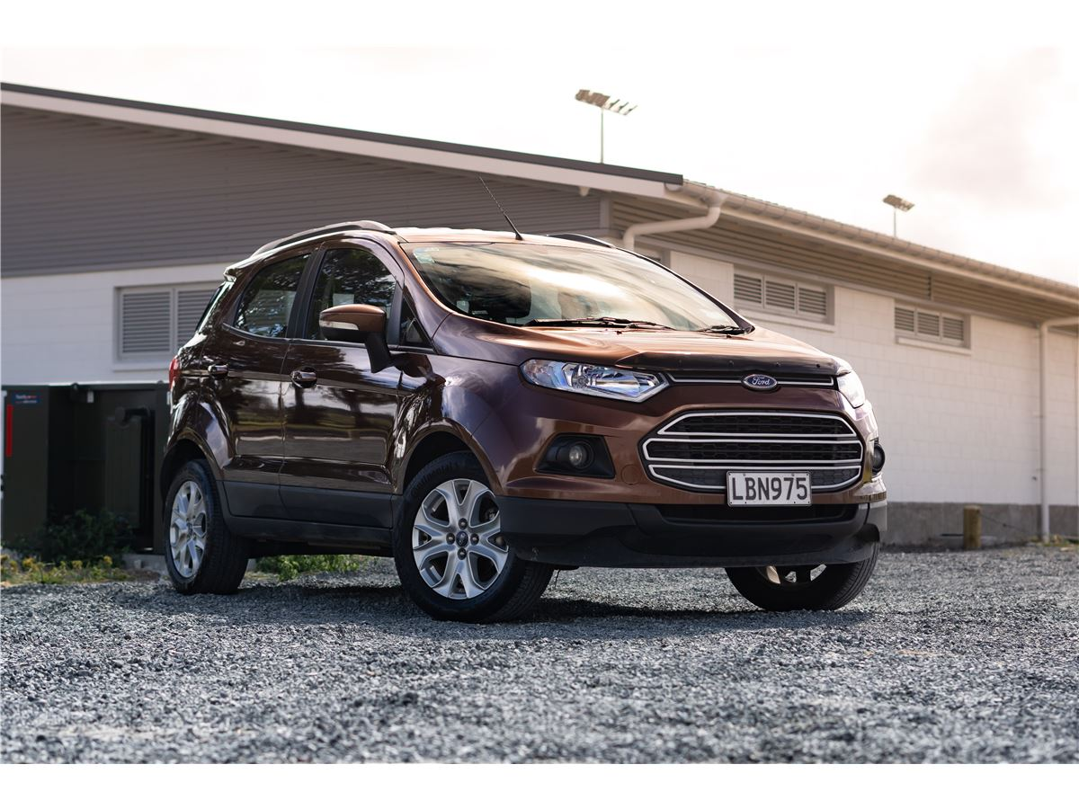 Ford Ecosport 2019 Used Fords For Sale In New Zealand Second Hand Ford Cars From Authorised Ford Dealers In Nz