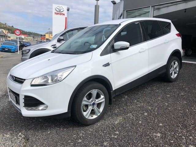 Ford Kuga 2016 Used Fords For Sale In New Zealand Second Hand
