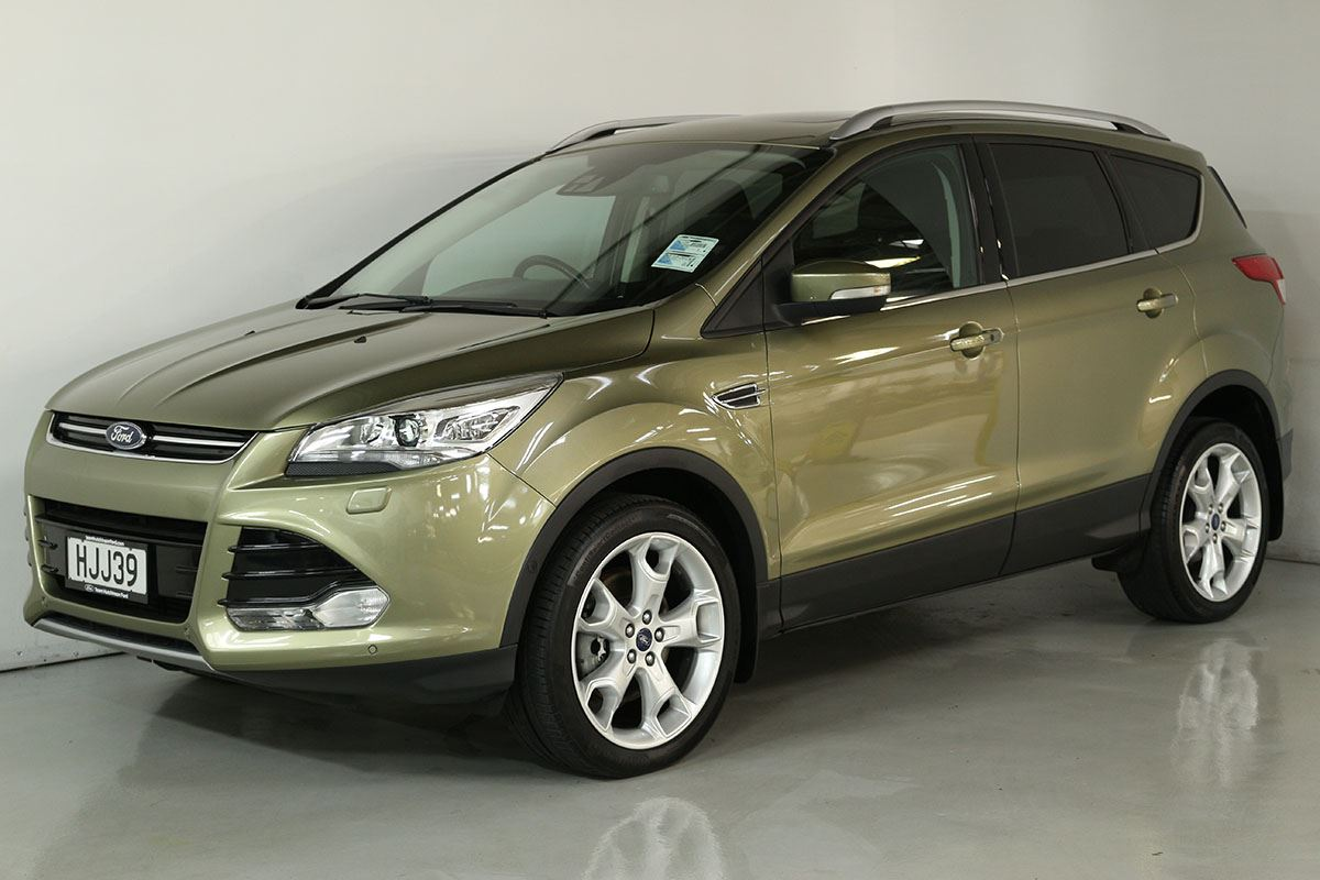 ford kuga 2014 used fords for sale in new zealand. Black Bedroom Furniture Sets. Home Design Ideas