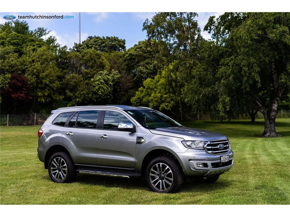 Team Hutchinson Ford | Ford Everest Titanium 3.2 4WD 7 Seater 2018