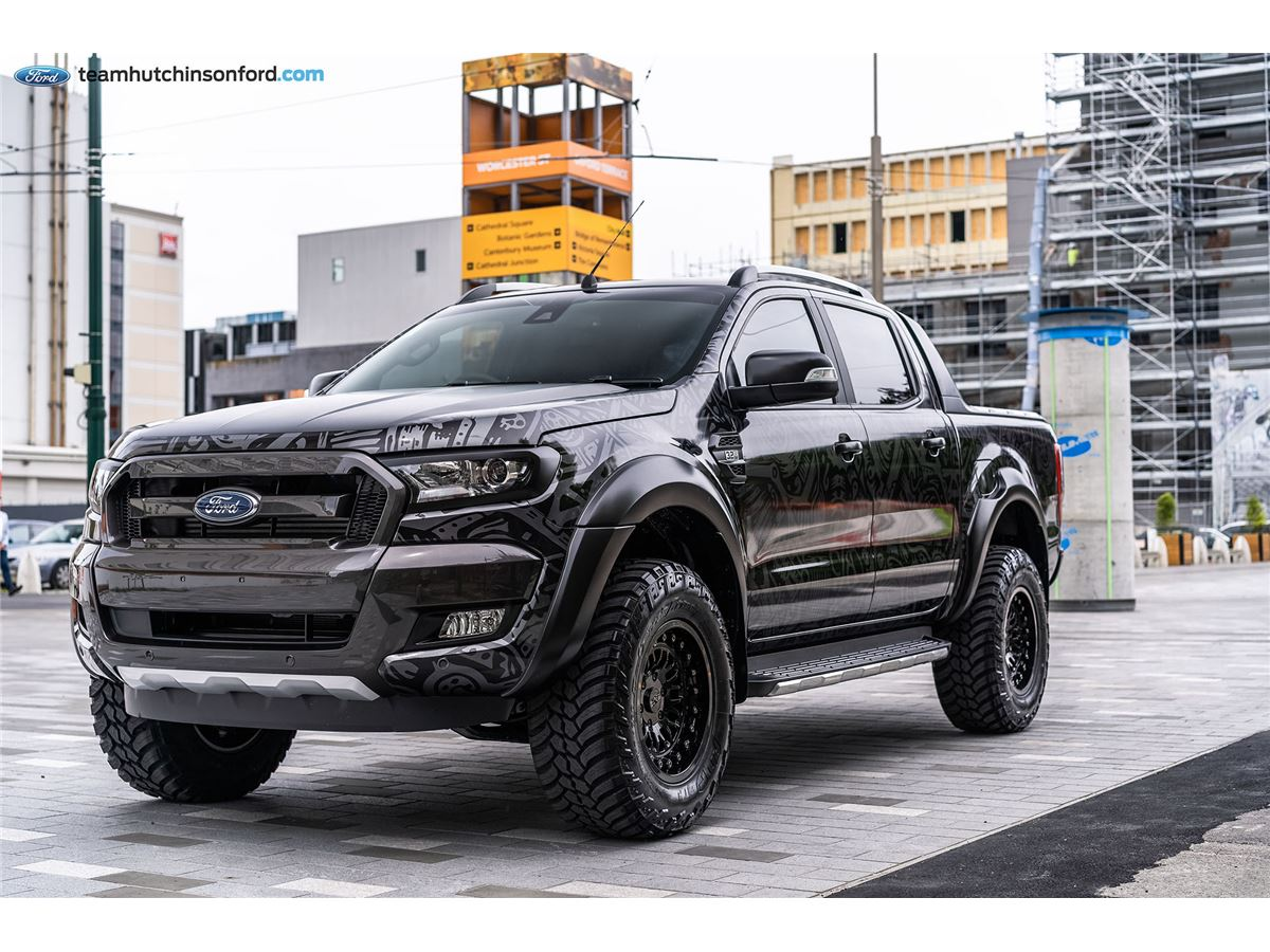 Ford Ranger 2019 Used Fords For Sale In New Zealand