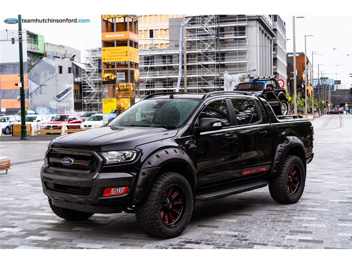 Ford Ranger 2019 - Used Fords for sale in New Zealand ...