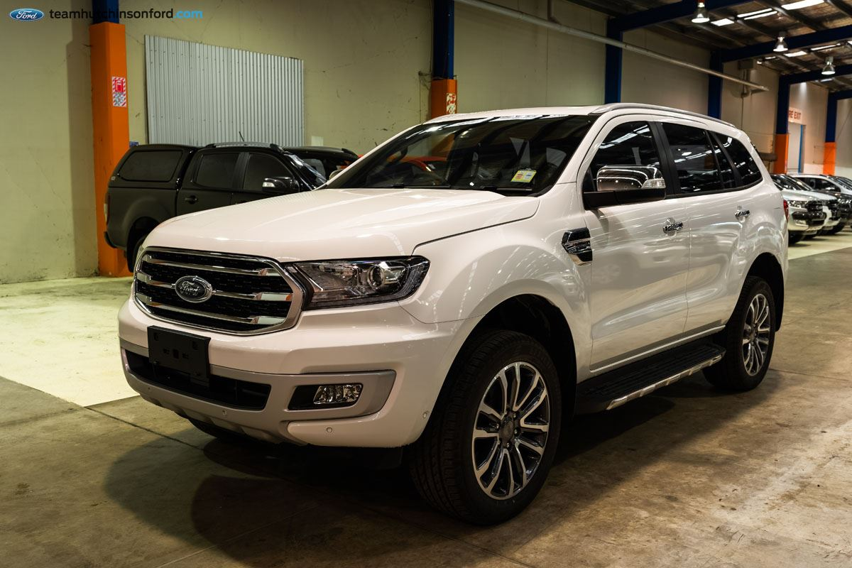 Ford Everest 2019 Used Fords For Sale In New Zealand