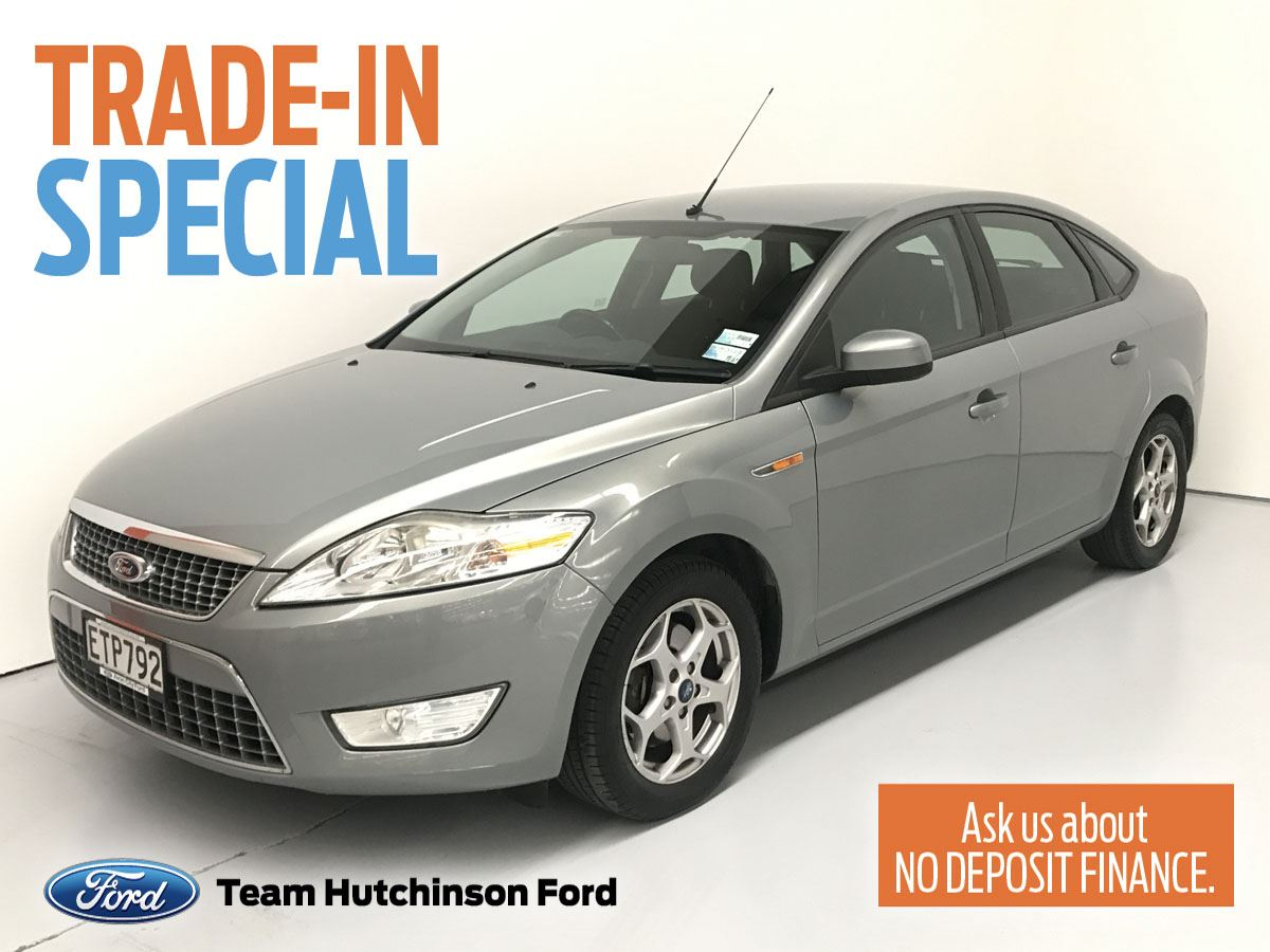 Ford Mondeo 2008 - Used Fords for sale in New Zealand