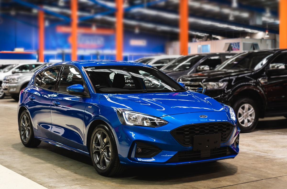 Ford Focus 2019 Used Fords For Sale In New Zealand Second Hand