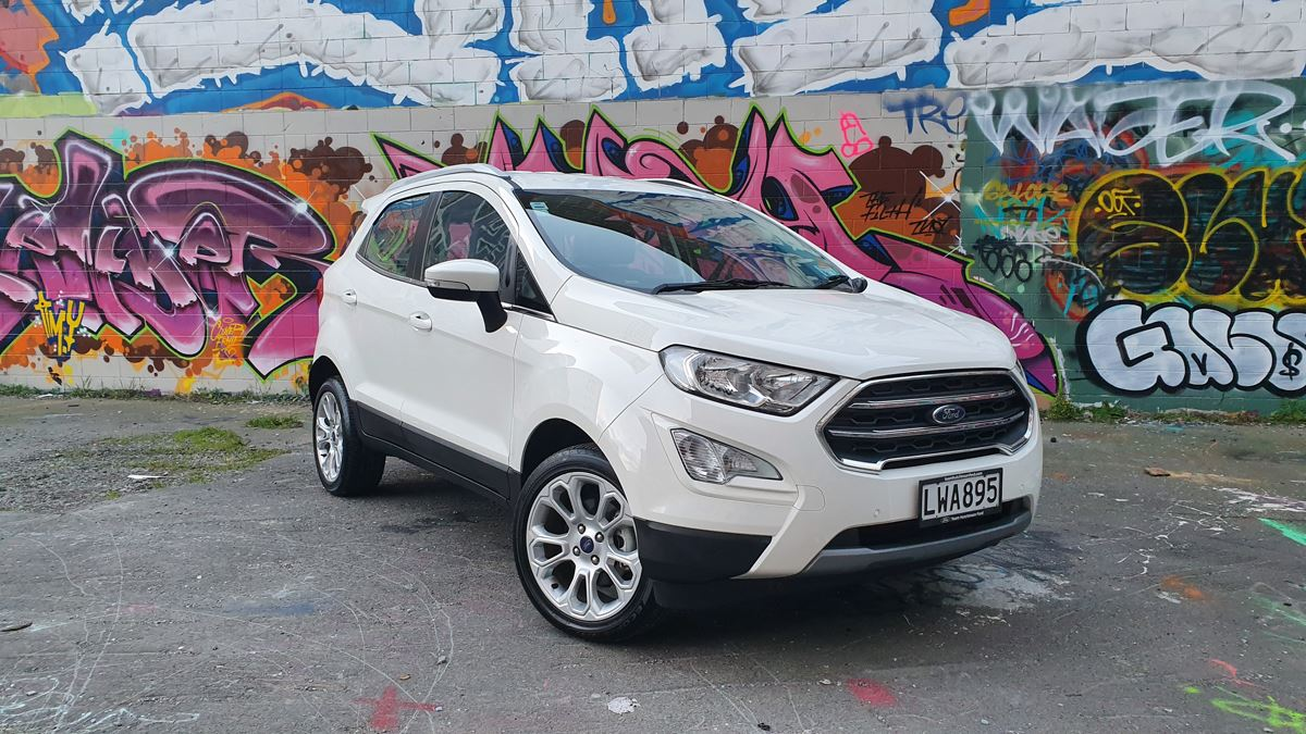 Ford Ecosport 2018 - Used Fords for sale in New Zealand
