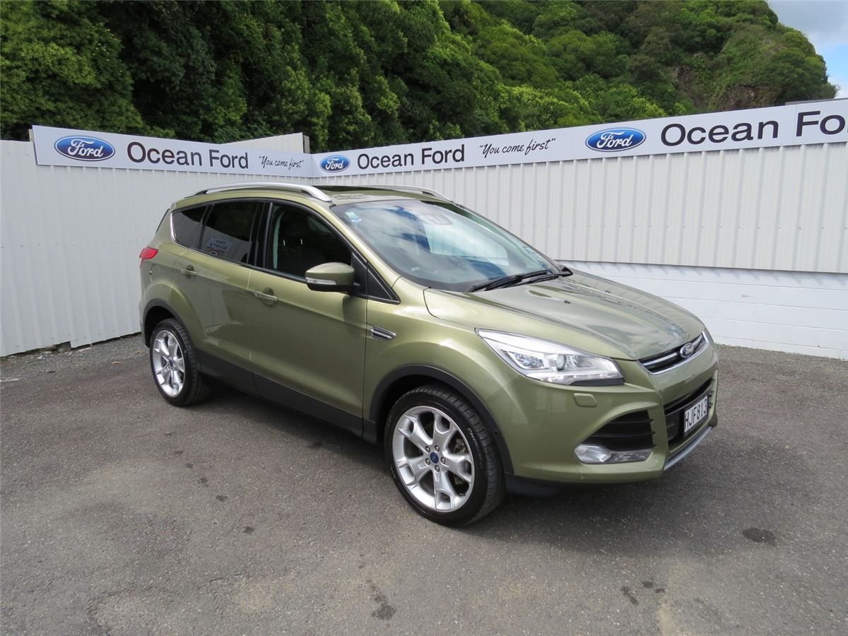 Ford Kuga 2014 Used Fords For Sale In New Zealand Second Hand